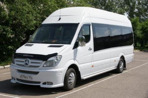 микроавтобус Мерседес 18 мест VIP-класса