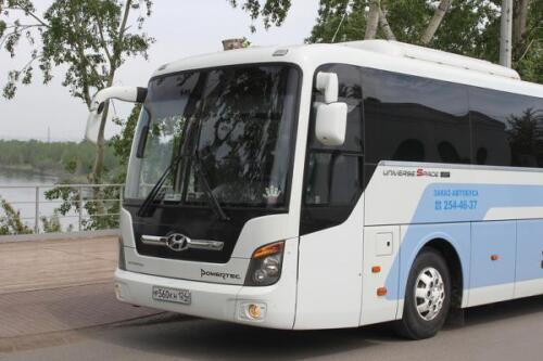 автобус Hyundai UNIVERSE SPASE Luxury (45 мест)